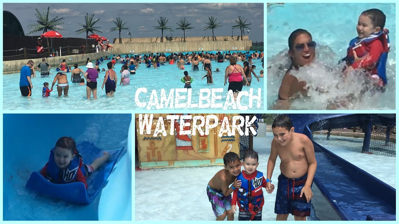 Huge Waterpark Kids Playground Family Fun Camelbeach