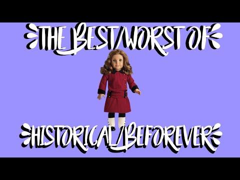 The Best/Worst Of Historical/Beforever: Rebecca Rubin