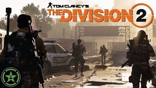 AH @ E3 - The Division 2  - First Look Gameplay