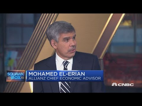 The pressure on business leaders to attend Saudi conference is 'mixed', says Allianz's El-Erian