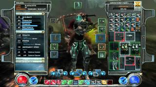 Hellgate London Gameplay 2 Epic End - GTX 570 + I7 950