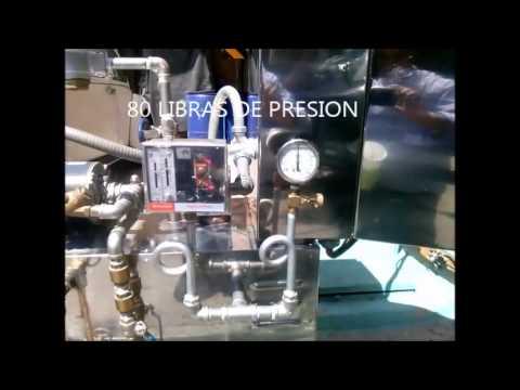 Generador De Vapor Electrico thumbnail