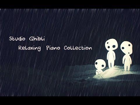 Tonight, working with petrichor alone [Studio Ghibli Piano Collection, ジブリのピアノメドレー、吉卜力鋼琴音樂集]