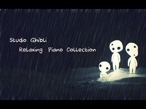 Tonight, working with petrichor alone [Studio Ghibli Piano Collection, ジブリのピアノメドレー、吉卜力鋼琴音樂集]