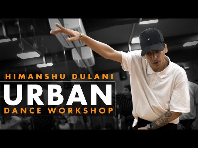Haye Mera Dil | Urban Dance Workshop | Himanshu Dulani | Yo Yo Honey Singh | The Kings Dance Studio