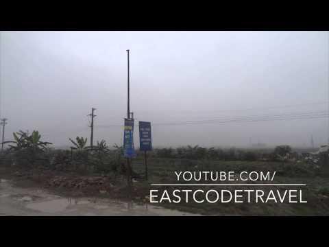 Road from  Bac Ninh  to Hai Duong 2014