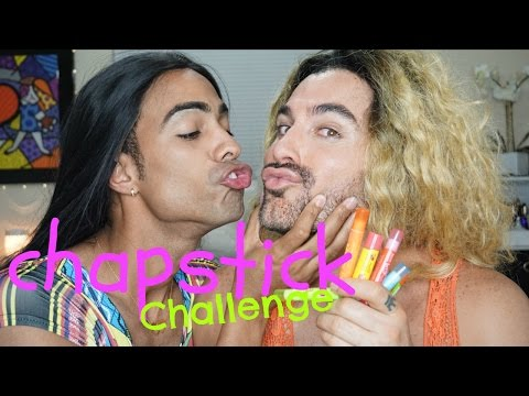 Chapstick Challenge - Mauricio Mejia ft @Pollito_Tropical (La Guerra ft Yumisisleidys)