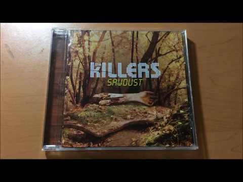 Unboxing: Sawdust - The Killers
