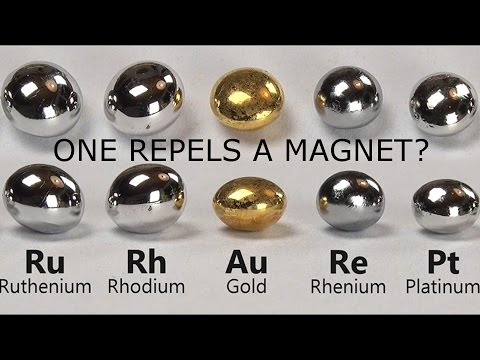 Exotic Elements vs. Magnet | Part 5/5 |...