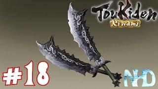 Let's Play Toukiden Kiwami (pt18) New Weapons