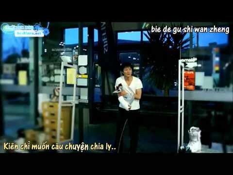 [Vietsub+Karaoke] MV Heartache Notebook - Hangeng [HanKimvn.net]