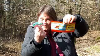 Manuela baut einen Flieger - 3