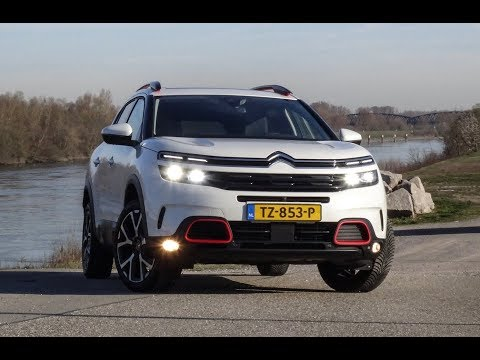 Review: Citroën C5 Aircross - Onderscheidend in elk opzicht