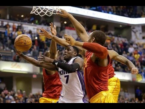 Darren Collison at Pacers (27/01/2017) - 26 Pts, 5 Assists, 4 Rebs, 3 Stls, 10-17 FGM, 4-6 Threes!