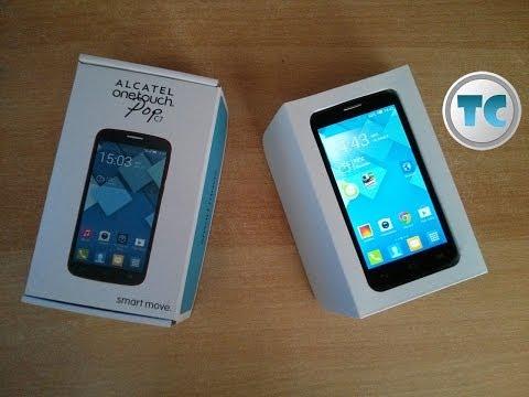 Alcatel One Touch Pop C7 recensione + unboxing ITA