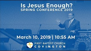 March 10, 2019 | 10:55 AM | Spring Conference 2019