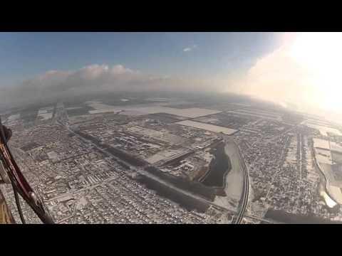 полёт над Тимашевском ч1