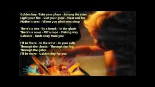 Bob Seger - Golden Boy ( + lyrics 1995)