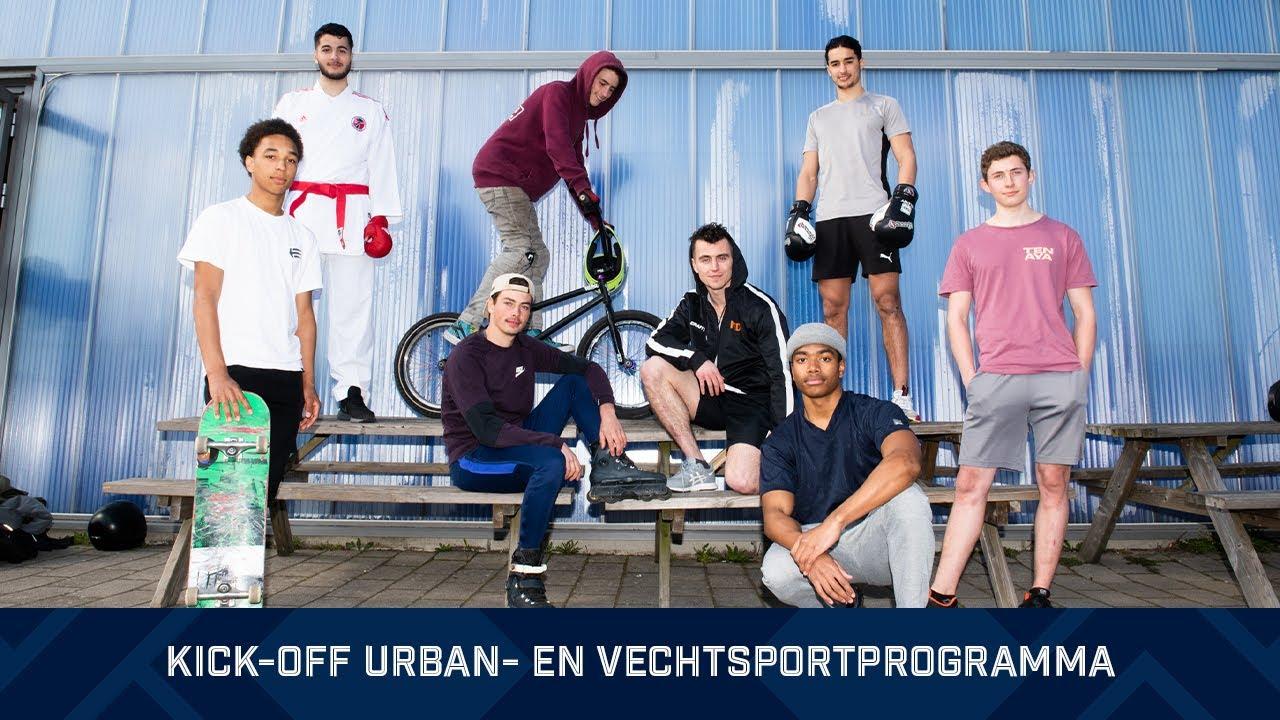 Kick-off   Urban- en Vechtsportprogramma