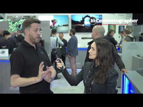 AJA's Product Management Lead Andy Bellamy discusses new IBC 2017 Products