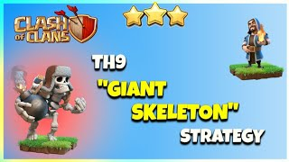 """""""GIANT SKELETON"""" 