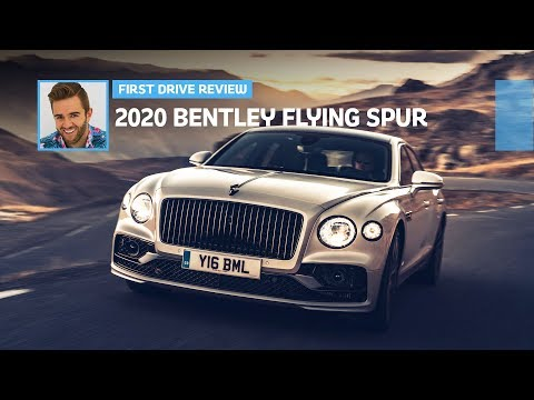 2020 Bentley Flying Spur: First Drive Review