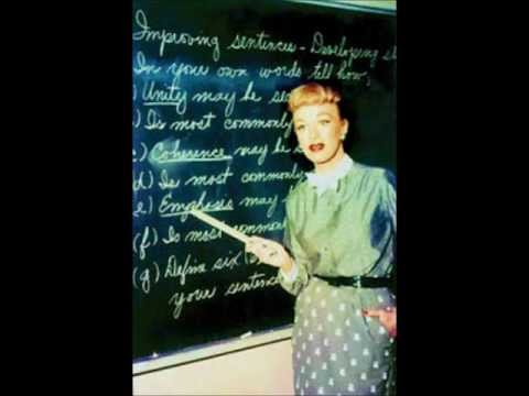 Our Miss Brooks: Old Clothes for Party / Lack of Coal / Student Government / Head of English Dept.