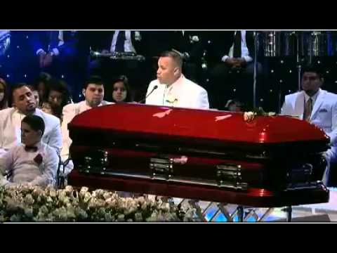 Sermon Eulogy Preached by Jenni Rivera's Brother Pedro at ...Jenni Rivera Funeral