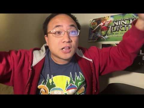VLOG - Movie / Game Trailer Talk + Apt Tour