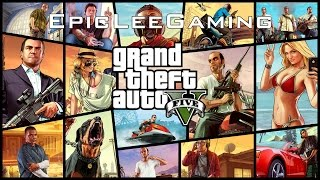 EpicLee plays GTA V PC - Mission #2 - Repossession
