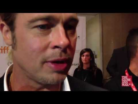 TIFF 2013: Brad Pitt on 'Slave': This is one of those rare films. It shakes you