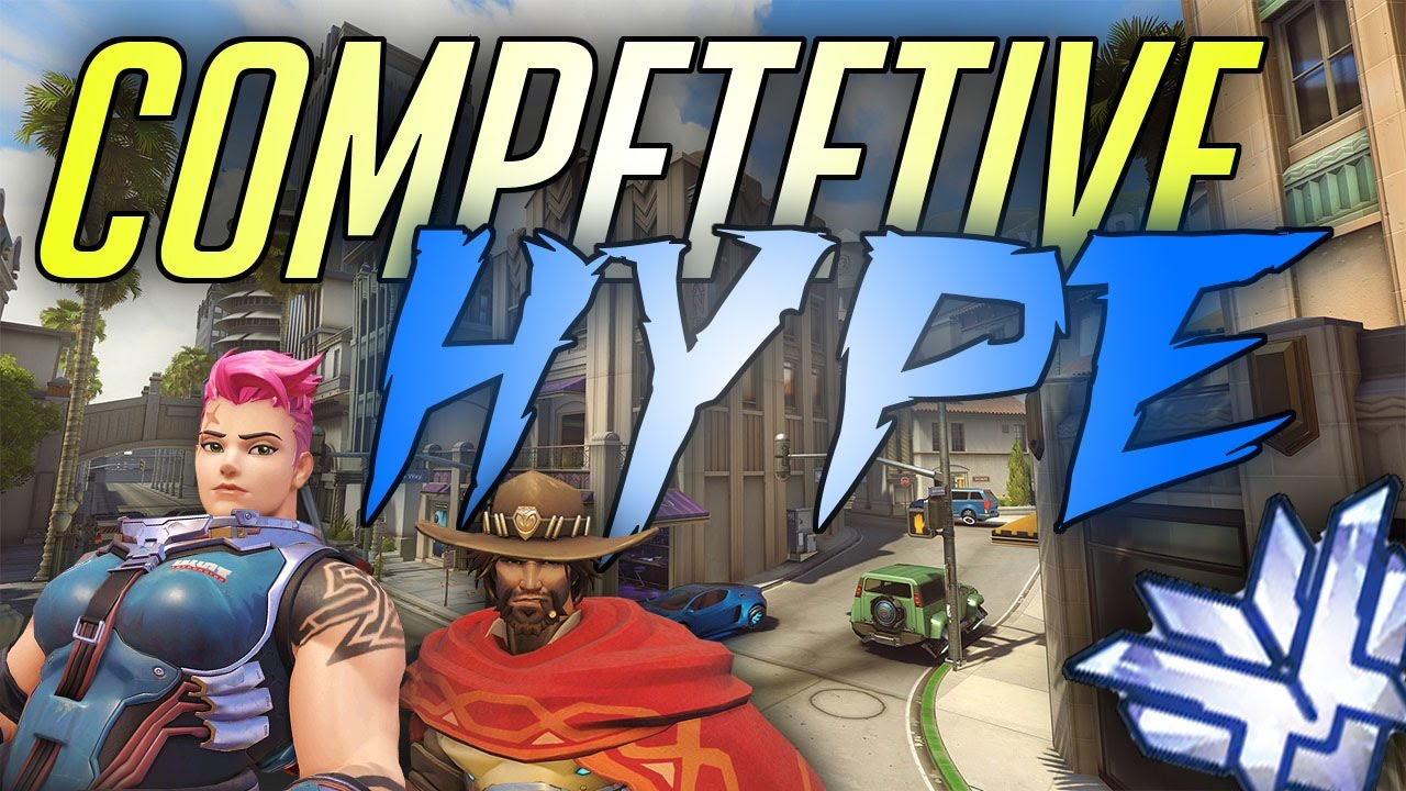 spree overwatch hype game with emongg and reaver youtube