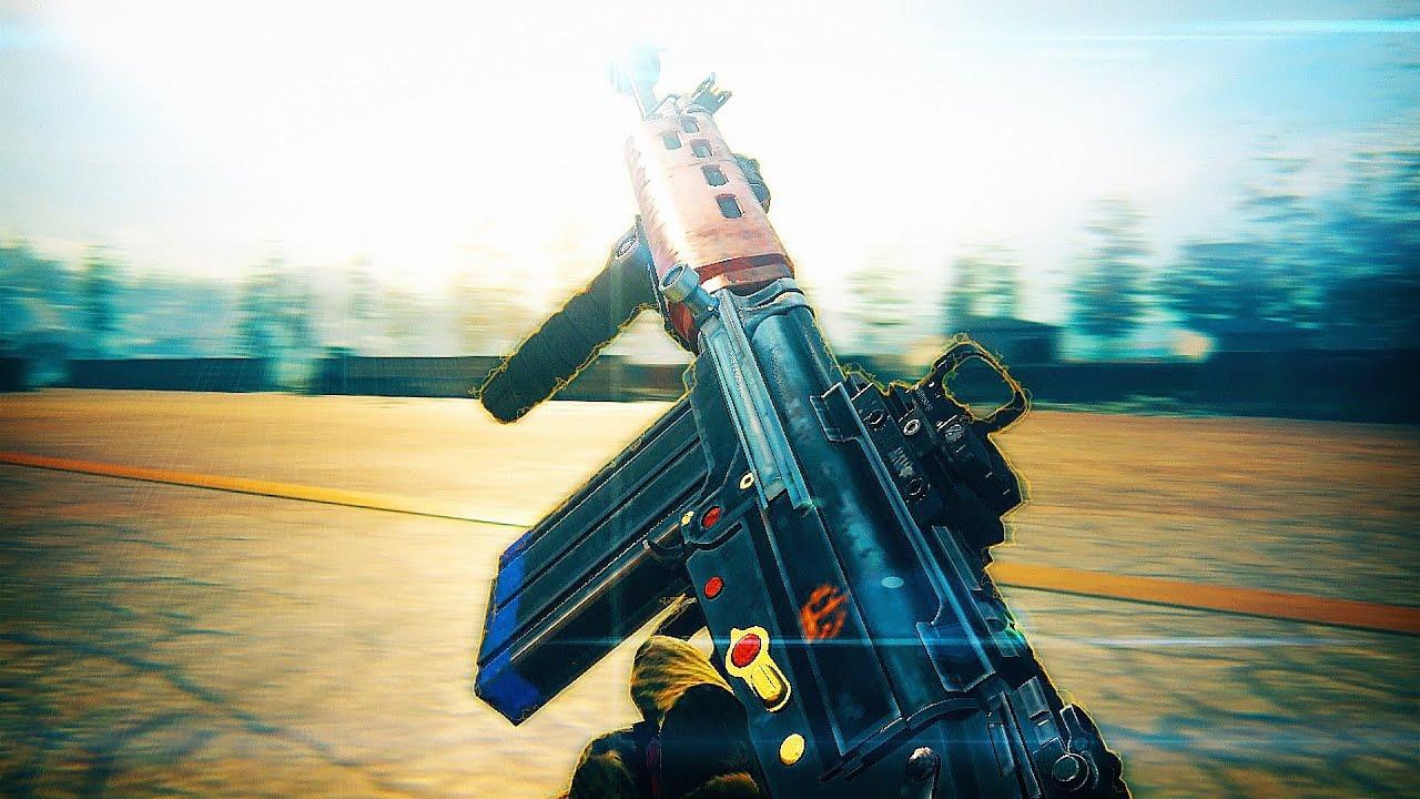 Insane Warzone FAL loadout дает игрокам буквально wallhacks