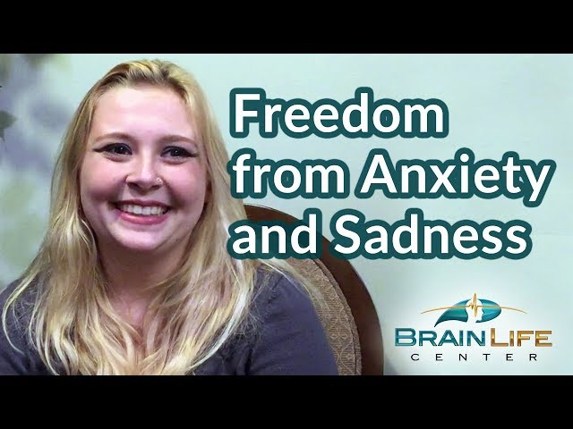 Freedom from Anxiety and Sadness
