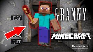 Download Mp3 Granny - это Стив из *minecraft* ?!? Смешные Моменты с *granny*  ч.79