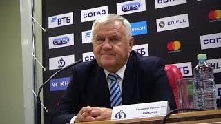 Владимир Крикунов: Как же ловко Шипачев вратаря обманул!