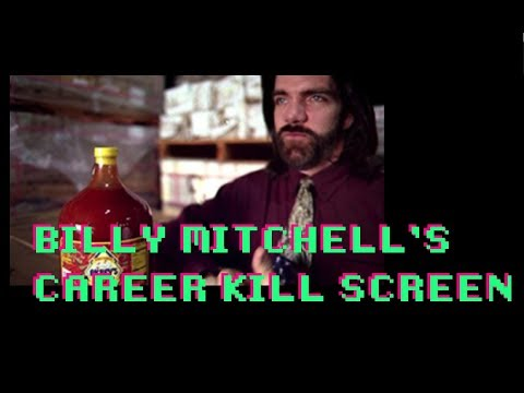 Billy Mitchell's Road To Redemption is a Joke