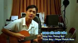 Guitar Cover, Ghita, Hoa Cài Mái Tóc