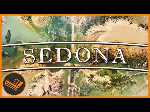 Sedona - Part 1 | A NEW START (Cities: Skylines)