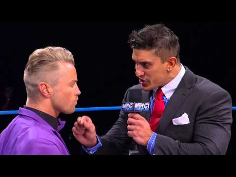Ethan Carter III Gives Spud the Chance to Make Amends (Oct 8, 2014)