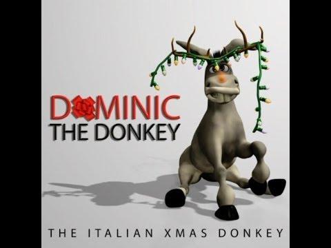 Dominick The Donkey Visualization