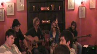 The Rabid Sea Badgers-Teenage Dirtbag Live and Acoustic @ Hit or Miss