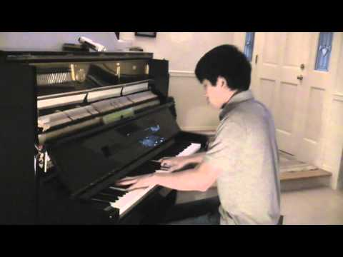 Bruno Mars - Grenade (Piano Cover by Will Ting)...