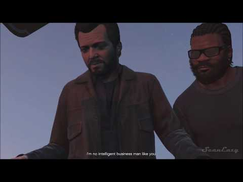 Los Santos Stories: GTA 5 True Finale - Deathwish (Option C Ending)