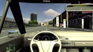 Driving Simulator 2009 On board HD gameplay Onboard HD