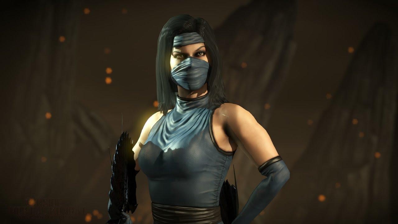 Mortal Kombat Xl Torres Vivas Mortal Kombat Iv Kitana Youtube