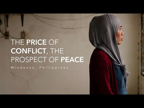 The Price of Conflict, the Prospect of Peace: Virtual Reality in the Philippines