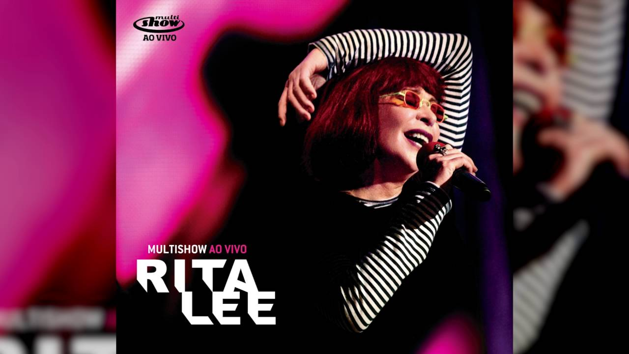 Resultado de imagem para M Ã? S I C A - Cor de Rosa Choque - Rita Lee