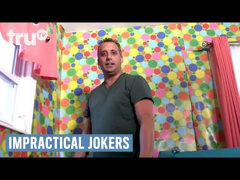 Impractical Jokers - Joe's Birthday Gift (Punishment) | truTV