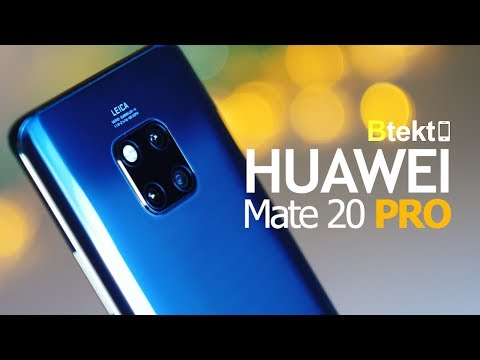 Huawei Mate 20 Pro | 2018's Most Advanced Android Flagship?